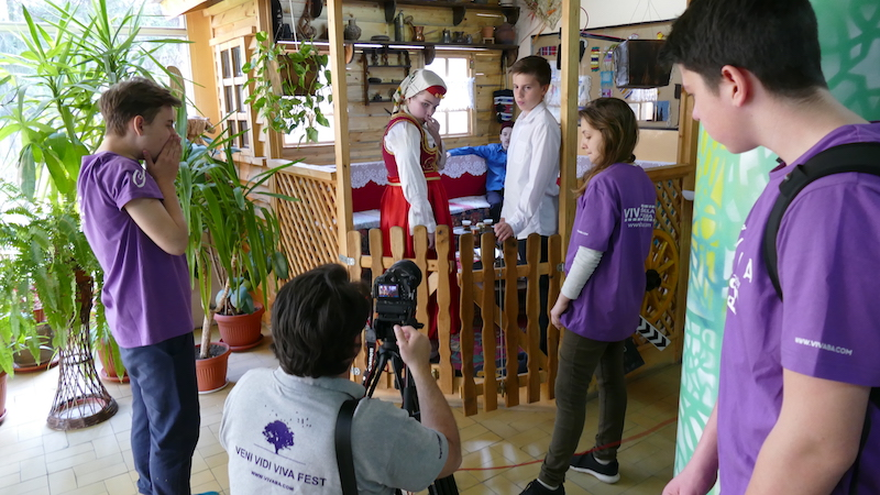 Mladi Tuzlaci snimili film na VIVA filmskoj radionici