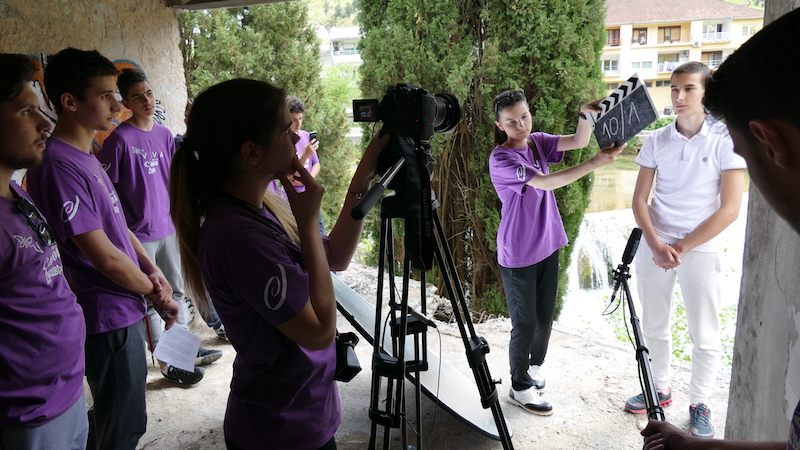 Stolac – VIVA filmska radionica za mlade