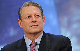 Mr. Al Gore, Vice-President of the Festival Council