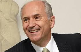 Valentin Inzko, Visoki predstavnik za BiH – Počasni predsjednik Savjeta Festivala