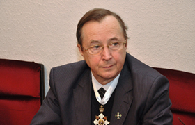Mr. Nikolai Burlyayev, Director of the Golden Knight Russia Festival - Vice-President of the Festival Council