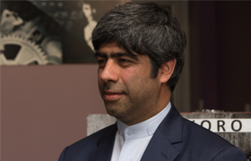 Ali Ameri, Kulturni centar Irana u BiH – Žiri ekologija