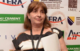 Mrs.Jasna Orozovic, Head of Festival Protocol