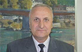 Mr.Murat Fejzic, dir. Gorazde Cultural Center - VIVA Festival Center - Gorazde