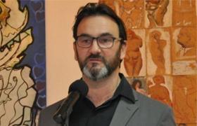 prof. Senad Suljic, dir. Cultural Center Mostar - Festival Center VIVA - Mostar