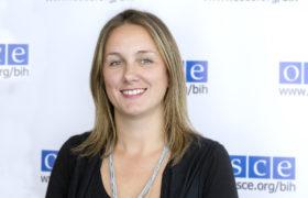 Željka Šulc, OSCE BiH – Žiri omladina