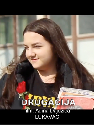 Drugačija – Different