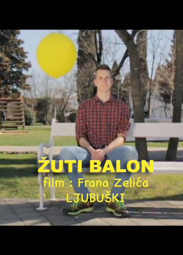 Žuti balon – Yellow baloon