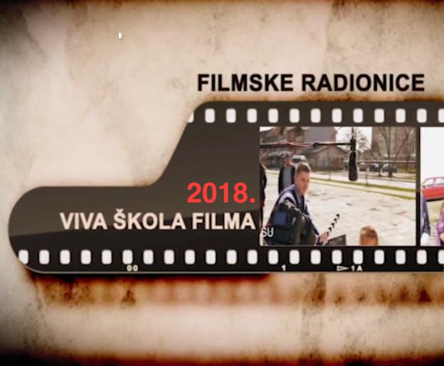 "Applications for ""Viva School of Film 2018"" started"