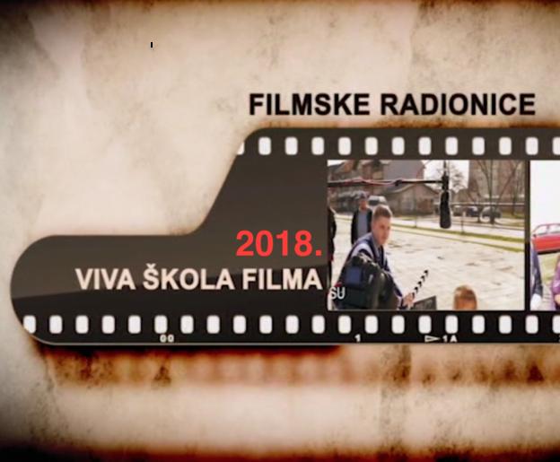 """Počele prijave za """"Viva školu filma 2018."""""""