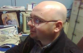 Sead Vegara - filmski kritičar, član Savjeta Festivala