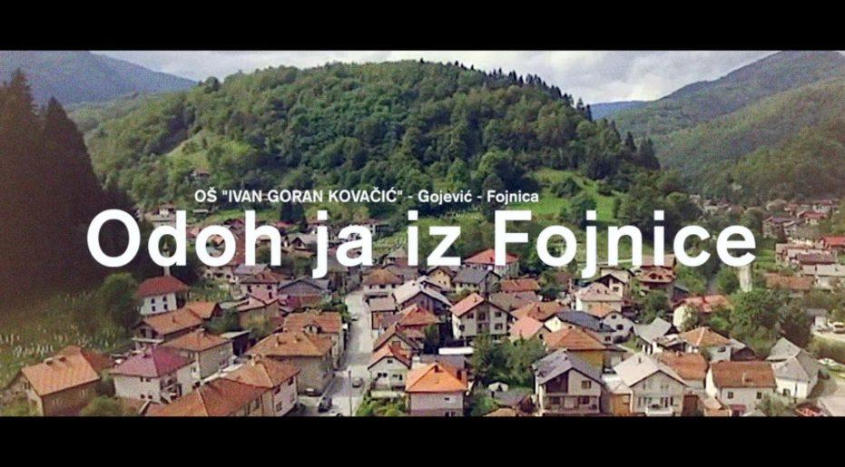 """""""Odoh ja iz Fojnice"""" – film koji su snimili mladi iz Fojnice"""