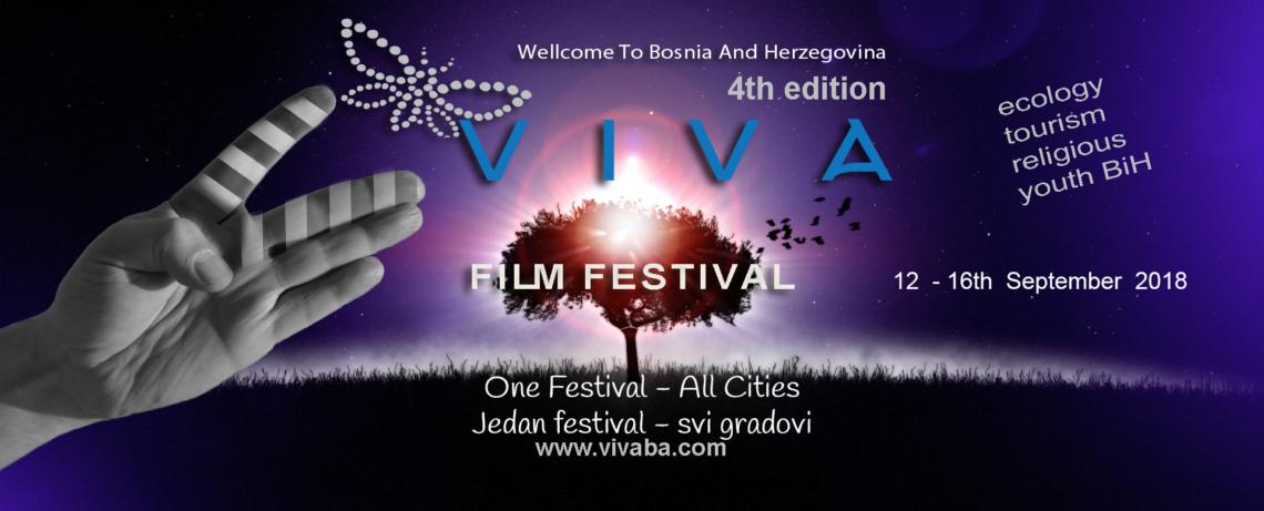 Završen je konkurs za VIVA FILM FESTIVAL 2018.