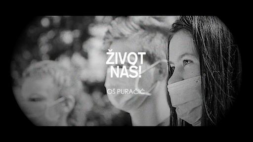 Želimo čist zrak, želimo ŽIVOT NAŠ, poručuju mladi iz Puračića svojim filmom