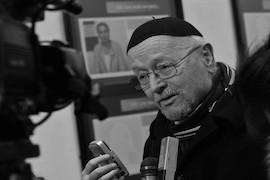 Prof. Vladimir Premec - počasni član Savjeta Festivala