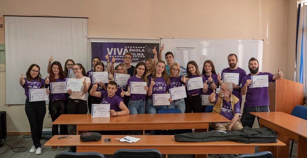 Viva škola filma u Višegradu