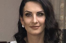 Mrs.Anita Hodzic,  - Viva Festival Center Prijedor