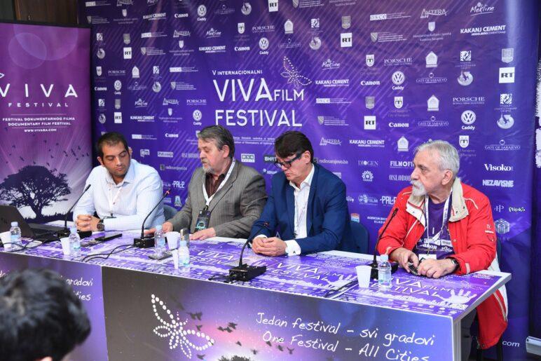 PRESS 5. Viva film festivala
