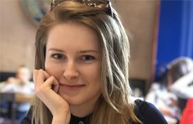 Anastasija Gajdalenok -Jury Member