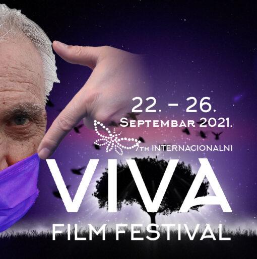 7th International VIVA FILM FESTIVAL will be held from September, 22nd to 26th
